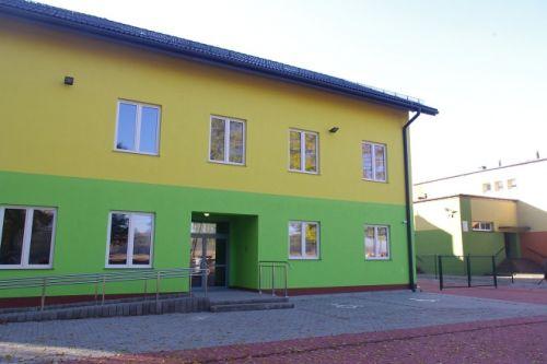 Otwarcie nowego przedszkola.