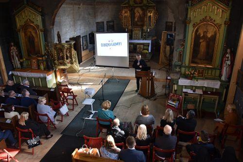 """Konferencja popularnonaukowa """"Kościół - cmentarz - nasze dziedzictwo"""""""
