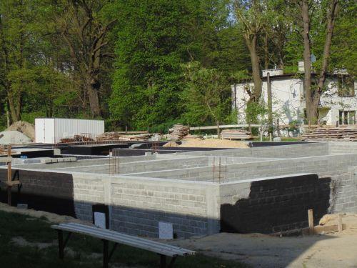 Trwa budowa przedszkola w Bełku