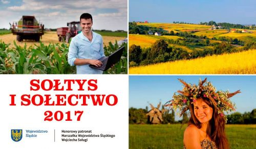 Wybieramy Sołtysa Roku i Sołectwo Roku 2017 w województwie śląskim.