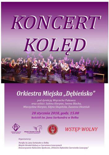 Nadchodzące koncerty kolęd