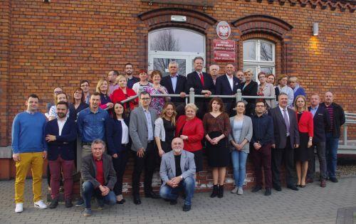 Inauguracja działalności COP-u w Czerwionce-Leszczynach