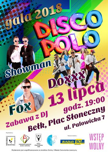 II Gala Disco Polo