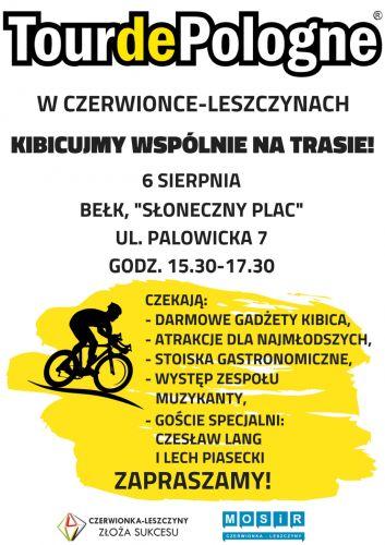 Tour de Pologne w Bełku