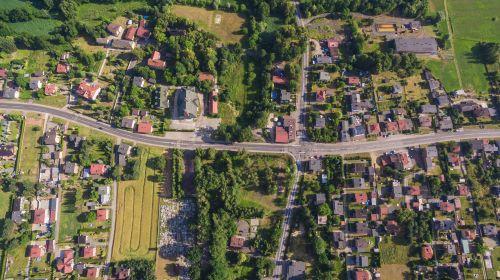Mała ojczyzna widziana z lotu ptaka - Czerwionka-Leszczyny