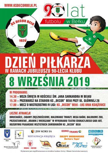 Dzień Piłkarza 2019